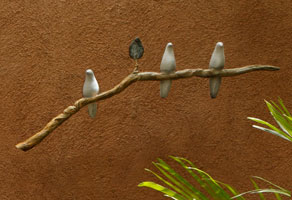 David Pearson: Doves 4
