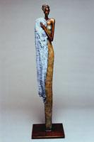 David Pearson: Zuni Woman